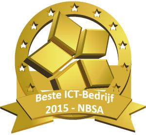 NBSA Beste ICT-bedrijf 2015