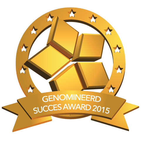 RAM Mobile Data succesvol in Nationale Business Succes Award 2015