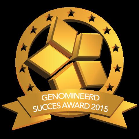 RAM Mobile Data succesvol in Nationale Business Succes Award 2015