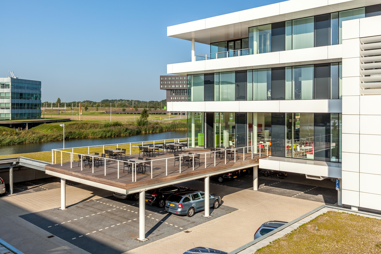 Het RAM Infotechnology kantoor in Utrecht beschikt over een eigen, state of art datacenter.
