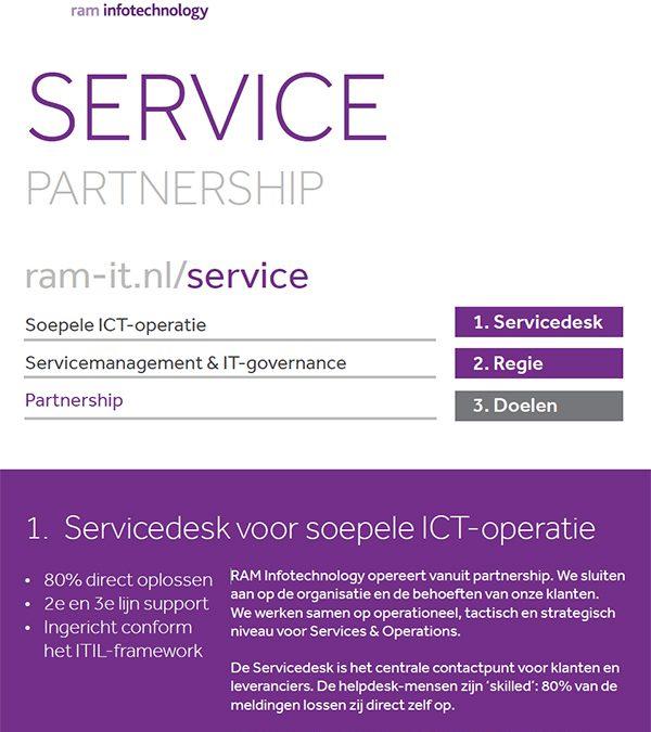 Service partnership