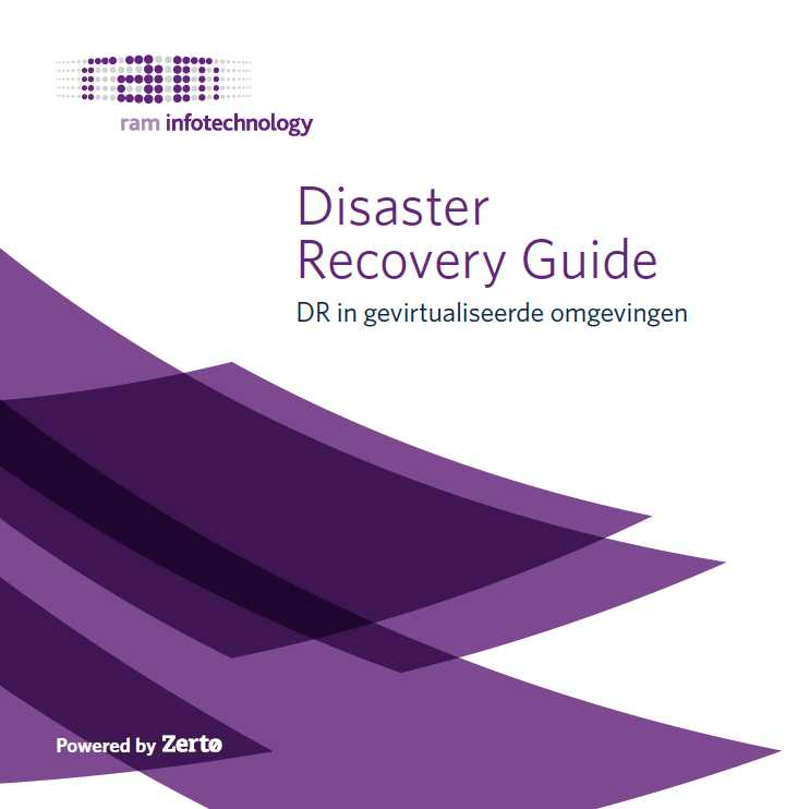 Disaster Recovery Guide