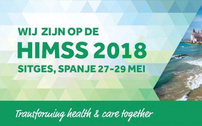 We gaan naar HIMSS 2018 en we nemen mee…?