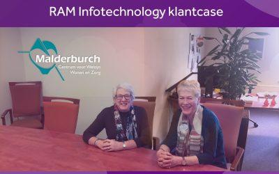 Nieuwe case: VVT-organisatie Malderburch over ICT uitbesteden en bouwen aan ICT voor de toekomst
