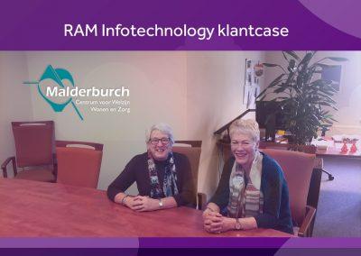 """Case Malderburch: """"Als kleinere zorgorganisatie hebben we onze ICT goed voor elkaar."""""""