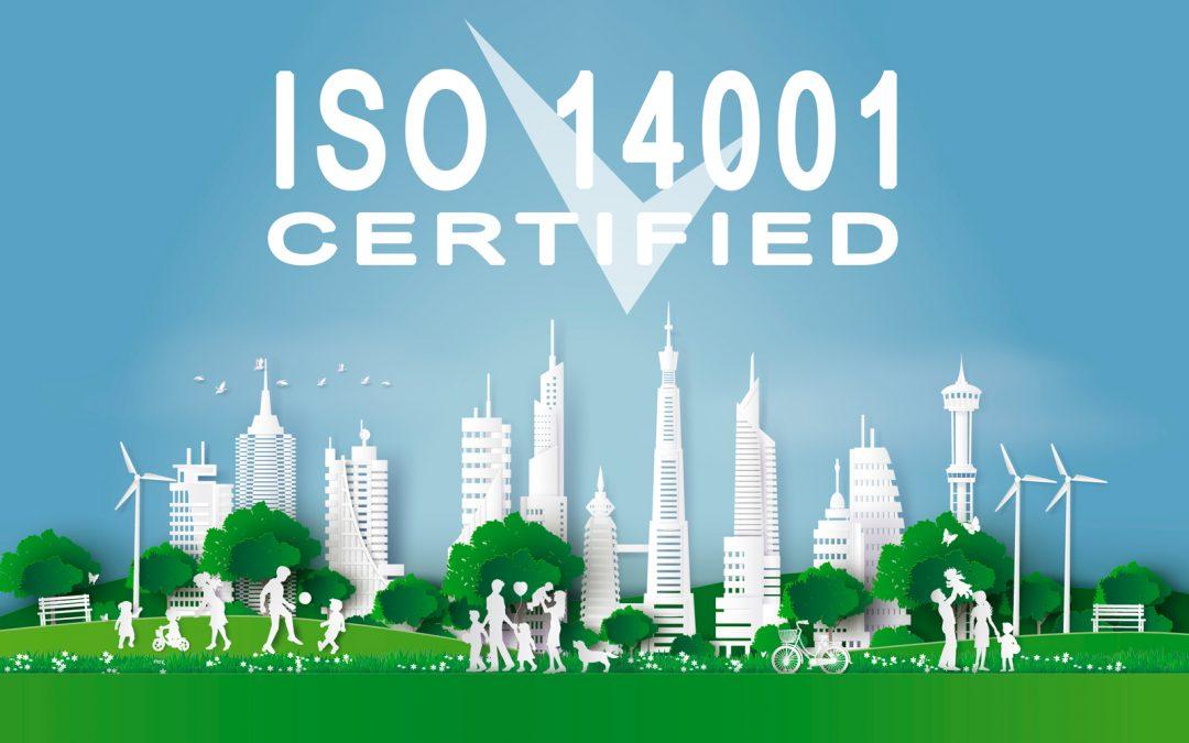 RAM behaalt ISO 14001 certificaat voor milieumanagement