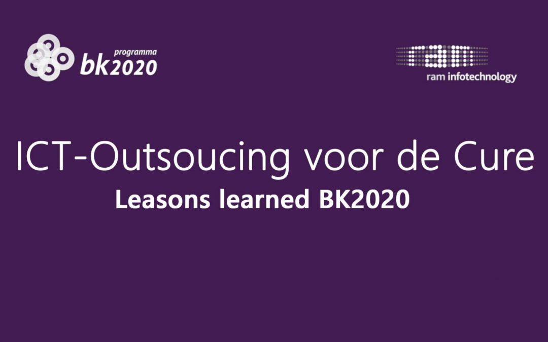 Video BK2020 – Hoe IT een compleet nieuwe oplossing voor data-uitwisseling in de zorg mogelijk maakt