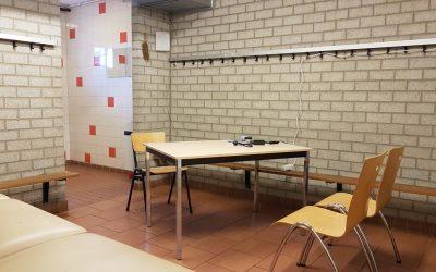 """#2 – 20 maart, 8 uur Delft: """"Van voetbalkleedkamer naar corona crisis-spreekkamer"""""""