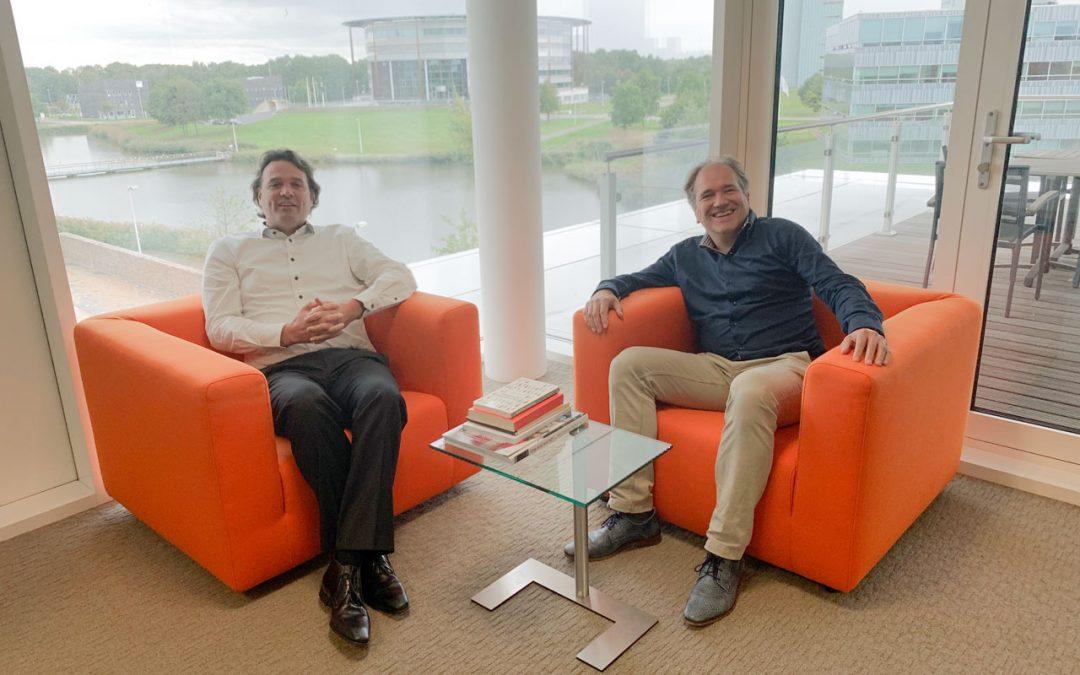 'We zijn trots op de inzet en vindingrijkheid van onze klanten en medewerkers'