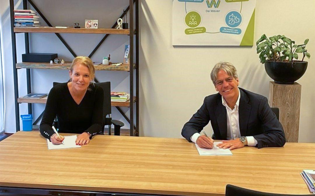 De Wever verlengt samenwerking met RAM Infotechnology